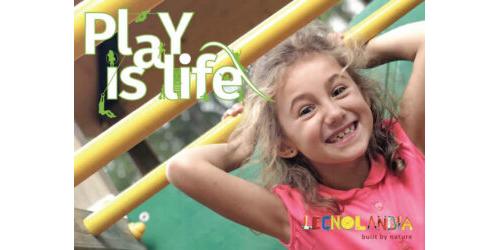 Legnolandia playground 2020 GB