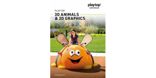 Playtop 3D Animals & 2D Graphics 2020 GB
